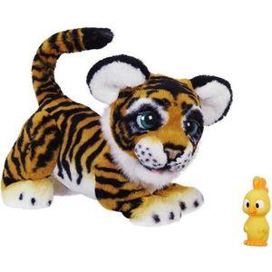 PELUCHE Hasbro FurReal Roarin' Tyler, Tigre, Noir, Blanc,