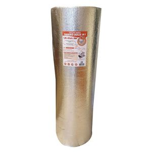 ISOLANT SYNTHÉTIQUE Isolant mince réflecteur Thermo Bulle - 10 x 1,5 m