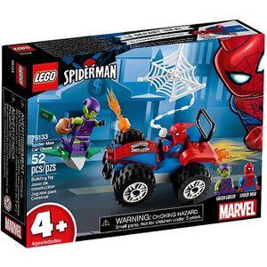 ASSEMBLAGE CONSTRUCTION LEGO® Marvel Super Heroes 4+ - 76133 Spider-Man et
