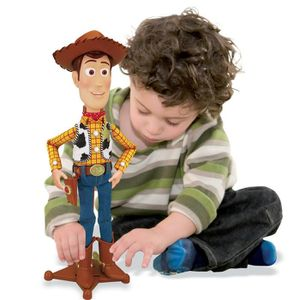 FIGURINE - PERSONNAGE TOY STORY Figurine parlante 41 cm Woody Le Shériff