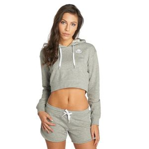 SWEAT-SHIRT DE SPORT Kappa Femme Hauts / Sweat capuche Zaly