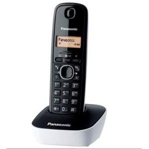 Téléphone fixe Téléphone Fixe - Panasonic KX-TG1611FRW Solo Sans