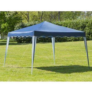 TONNELLE - BARNUM Tente pliable 3 x 3 m bleu