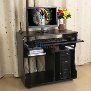 MEUBLE INFORMATIQUE Table d'ordinateur Bureau d'ordinateur Meuble de B