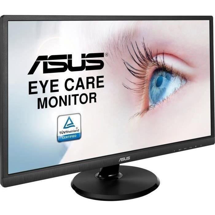 ASUS Ecran VA249HE 24- FHD - Dalle VA - 5ms - HDMI / D-Sub