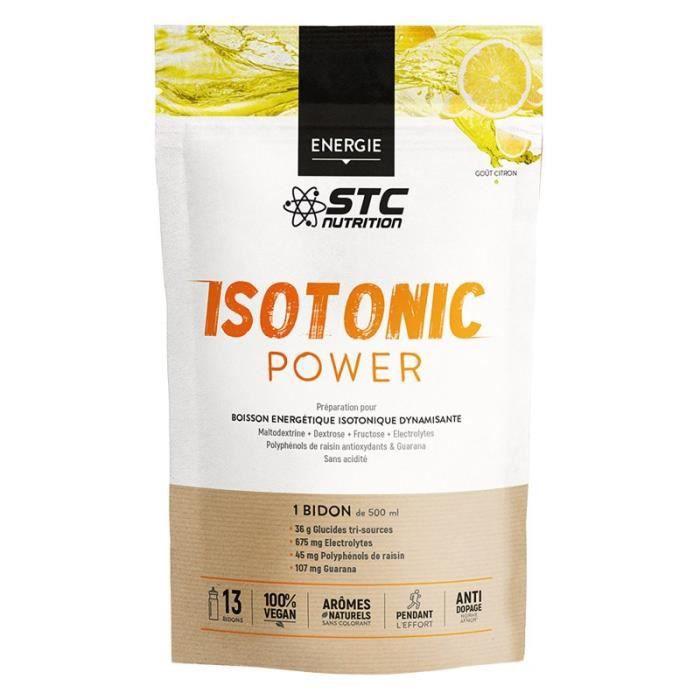 STC Nutrition Isotonic Power Boisson Energétique 5