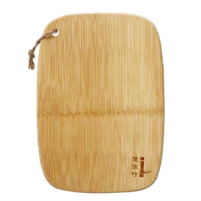 Planches À Découper en Bambou Naturel De Planche À Découper De Cuisine Planches À Découper en Bois pour Servir L