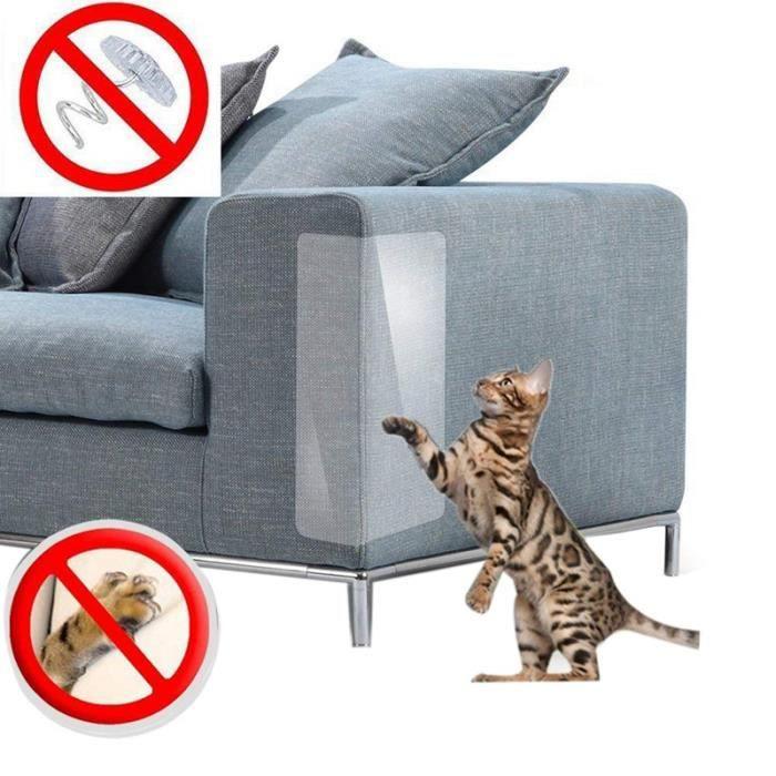 MC3612 Protection de meubles pour chat ~Transparent