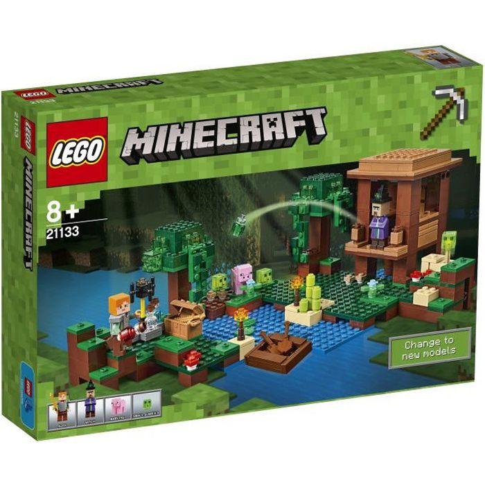 LEGO® Minecraft 21133 La Cabane de la Sorcière