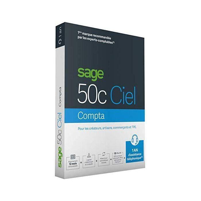 Sage 50c COMPTA - 30 jours d'assistance
