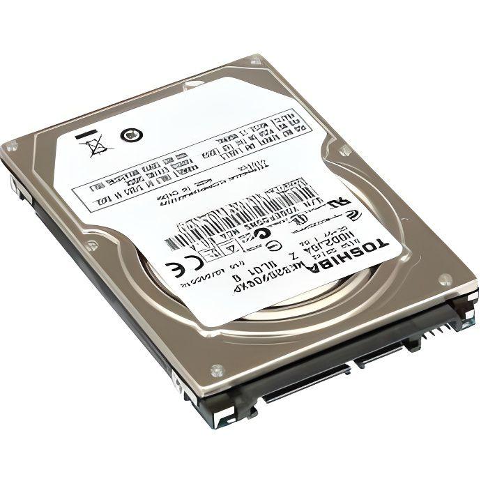 320Gb Toshiba 2,5 pouces ordinateur portable di...