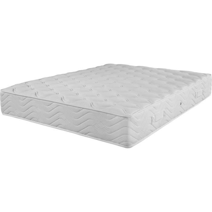 matelas 140x190 rhodes ressorts ensach s achat vente matelas cdiscount. Black Bedroom Furniture Sets. Home Design Ideas