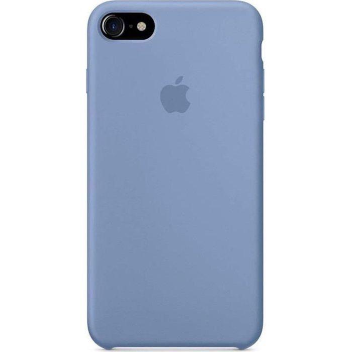 Apple Coque en silicone iPhone 7/8 (4.7'') - Fumig