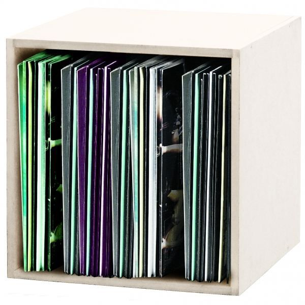 meuble range cd record box 110 vinyles