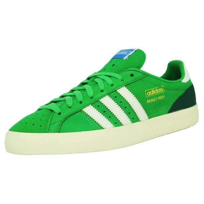 Adidas BASKET PROFI OG LO Chaussures Mode Sneakers Vert Vert