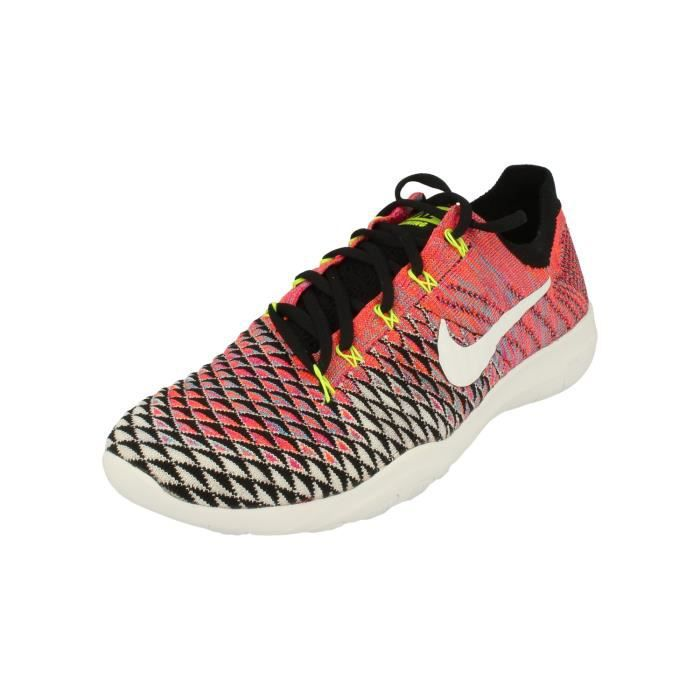 Nike Femme Free Tr Flyknit 2 Running Trainers 904658 Sneakers Chaussures 006