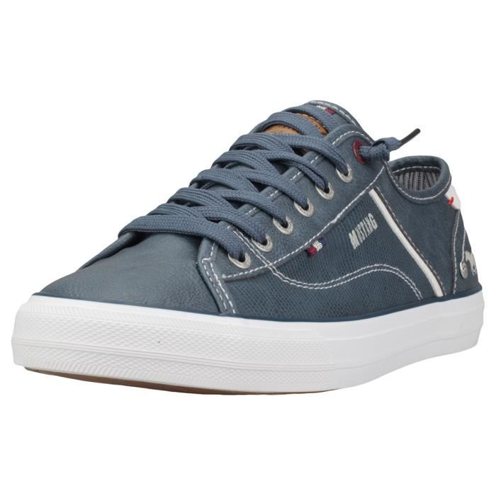 Low Up Baskets Top Mustang Hommes 42 Eu Essence Lace IY6yvg7bf
