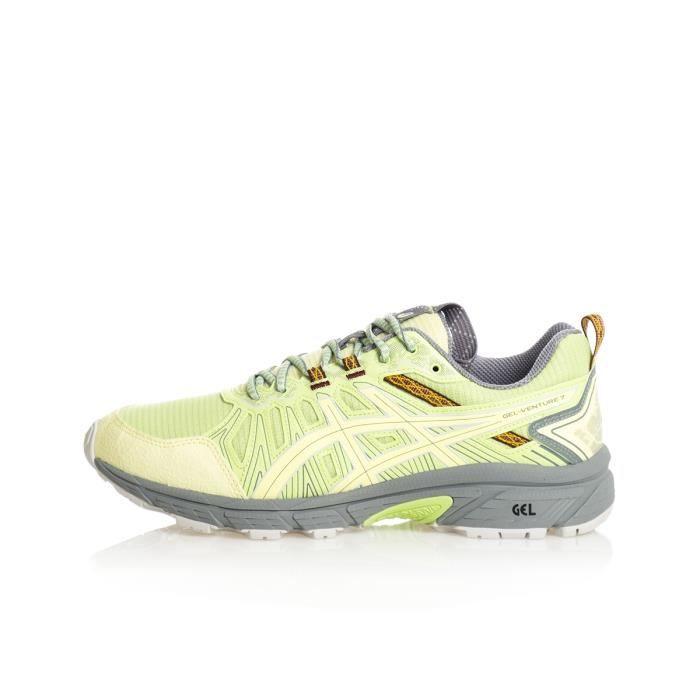 Asics Sneakers homme Asics Hn1-s Homme Vert - Cdiscount Chaussures