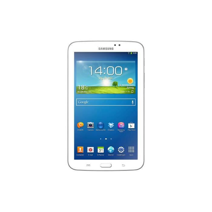 Samsung Tab 3 7 0 Tablette Tactile 7 Android B Achat Vente Tablette Tactile Samsung Tab 3 7