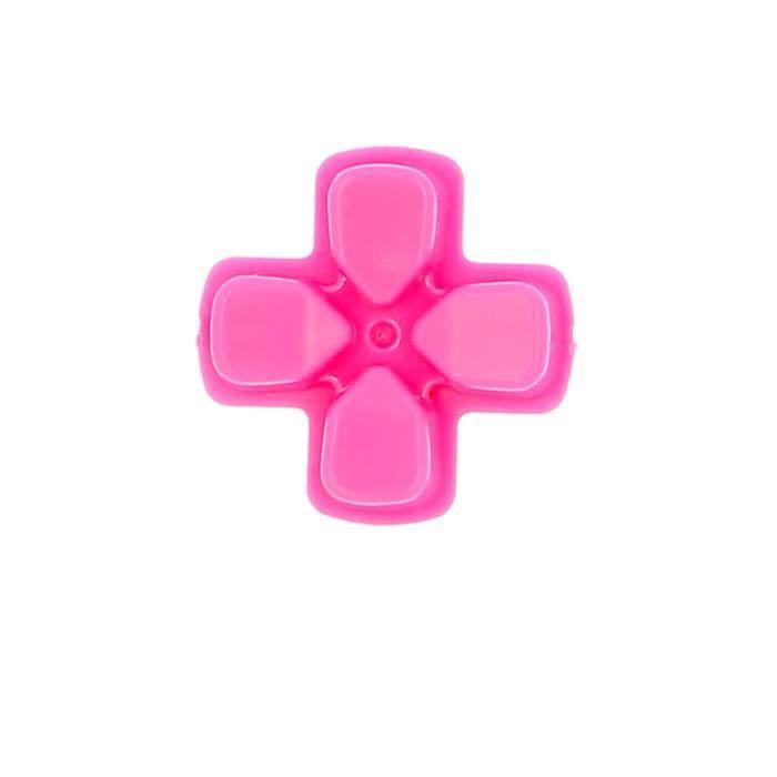 MANETTE JEUX VIDÉO Bouton D-pad pour Manette PS4 - Rose