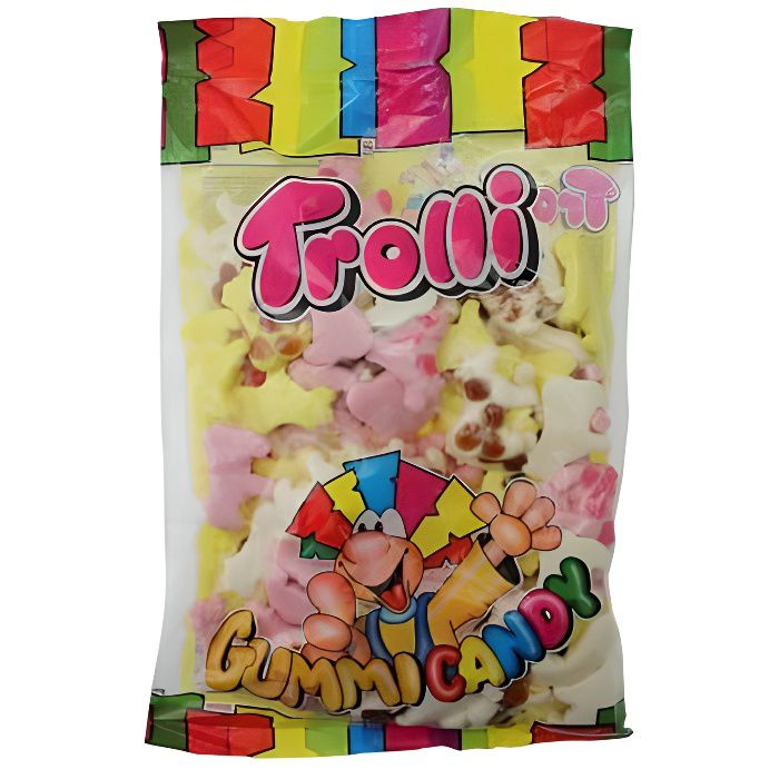 trolli marguerite la vache sachet de 1kg achat vente confiserie de sucre trolli marguerite. Black Bedroom Furniture Sets. Home Design Ideas