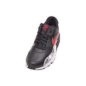 Nike Big Kids Air Max 90 Leather Running Shoes H4EVR wGVsd95