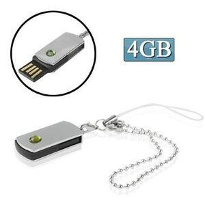 CLÉ USB Mini Rotatable Diamond Jewelry USB Clé Clef USB (4