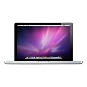 ORDINATEUR PORTABLE MacBook Apple MacBook Pro Core i7 2,66Ghz 4Go 320G