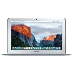 ORDINATEUR PORTABLE Apple Macbook Air 11,6 pouces 1,6GHz Intel Core i5