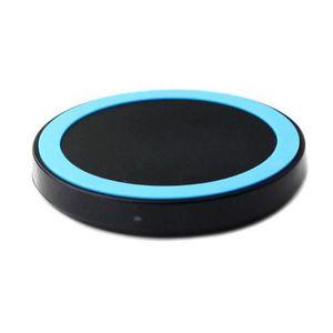 CHARGEUR TÉLÉPHONE Portable Qi sans fil d'alimentation Chargeur de ch