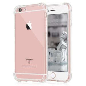3 coques iphone 6 transparente