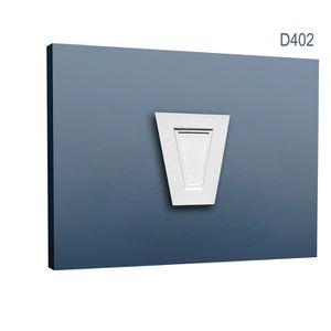 LAMBRIS BOIS - PVC Fronton Habillage de porte Elément Orac Decor D402