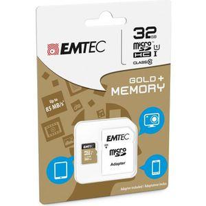 CARTE MÉMOIRE Carte mémoire 32 Go pour Samsung Galaxy A8 - Micro