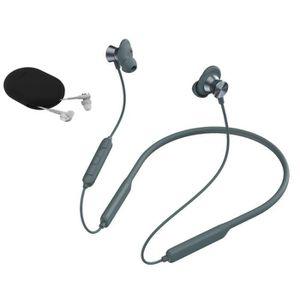 CASQUE - ÉCOUTEURS Casque Bluetooth, Ecouteurs Intra-auriculaires san