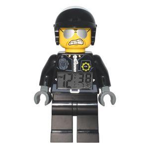 Radio réveil Réveil Lego Méchant Flic