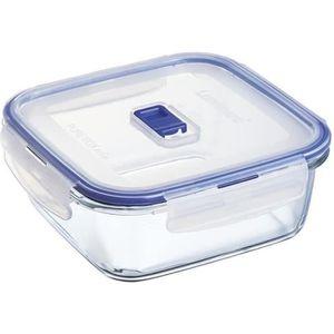 BOITES DE CONSERVATION LUMINARC Boite carrée Pure box active 122 cl + cou