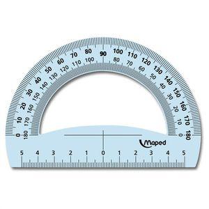 RAPPORTEUR - COMPAS Rapporteur Cristal 180/12cm