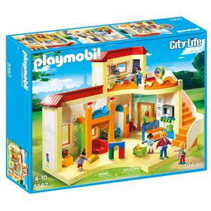 UNIVERS MINIATURE Playmobil 5567 - Jeu De Construction - Garderie D'