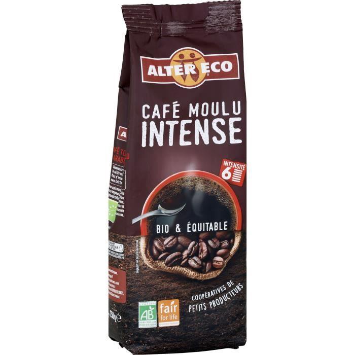Alter Eco Café Moulu Intense 250g