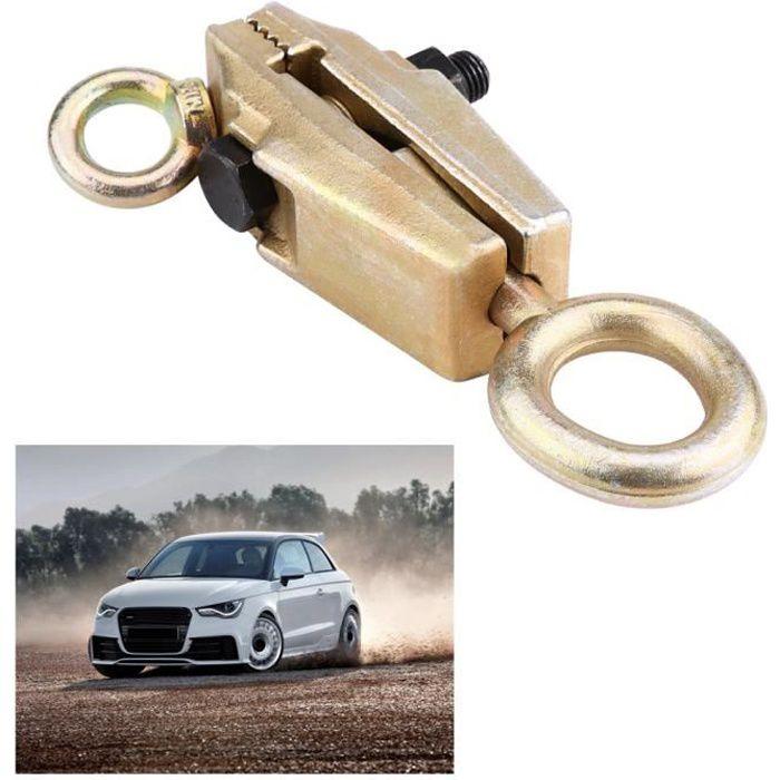 MEE ◎ Pince de Réparation de Carrosserie de Voiture Pince à Traction Auto-serrante