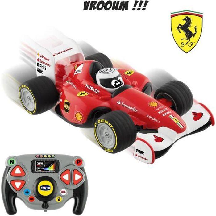 CHICCO Voiture Ferrari F1 radiocommandé