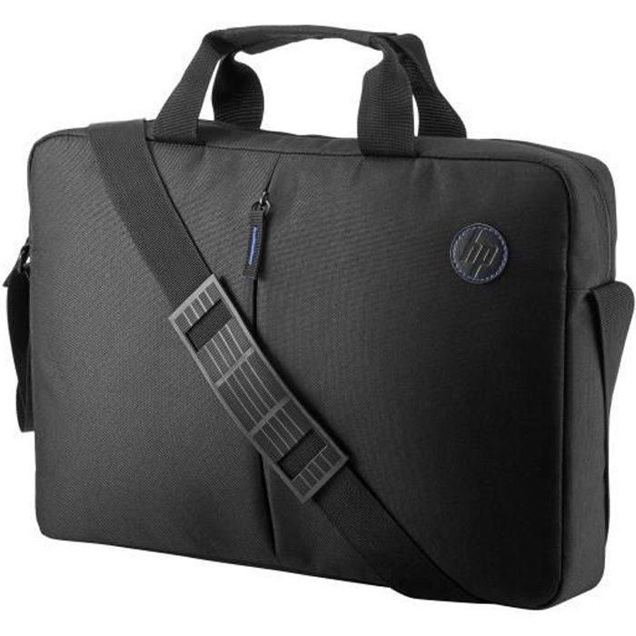 HP Focus Topload Sacoche pour ordinateur portable 15.6- noir pour Envy 13