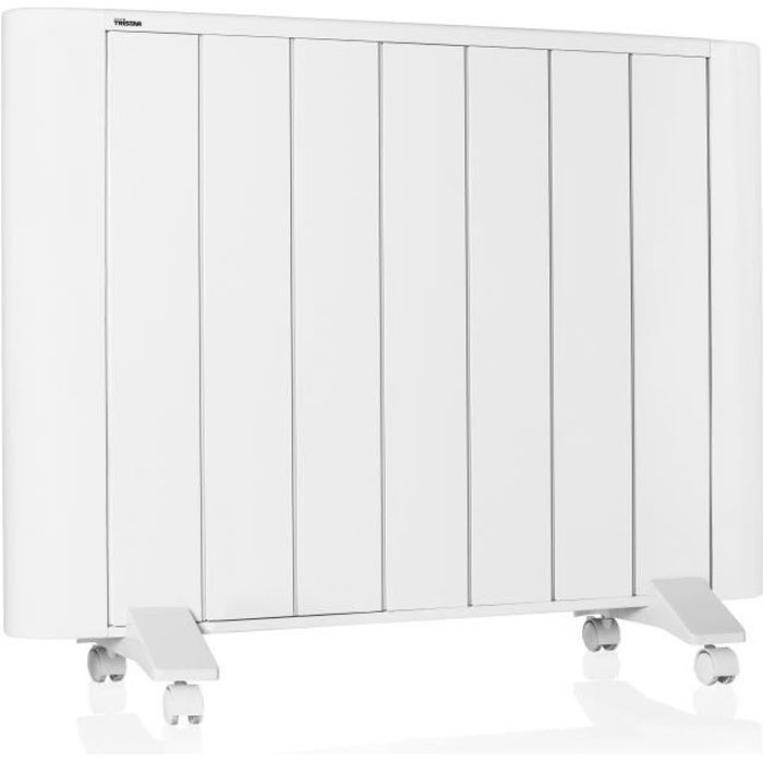 TRISTAR Chauffage électrique en aluminium 1500 W