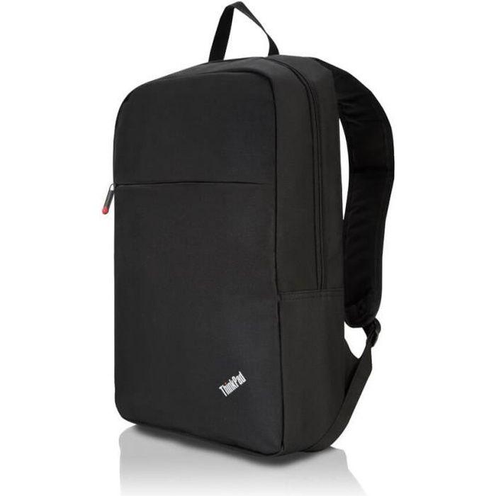 LENOVO Sacoche de transport 4X40K09936 - Sac à dos Style pour Ordinateur Portable 39,6 cm (15,6-) - Bandoulière, Poignée - H 432 mm