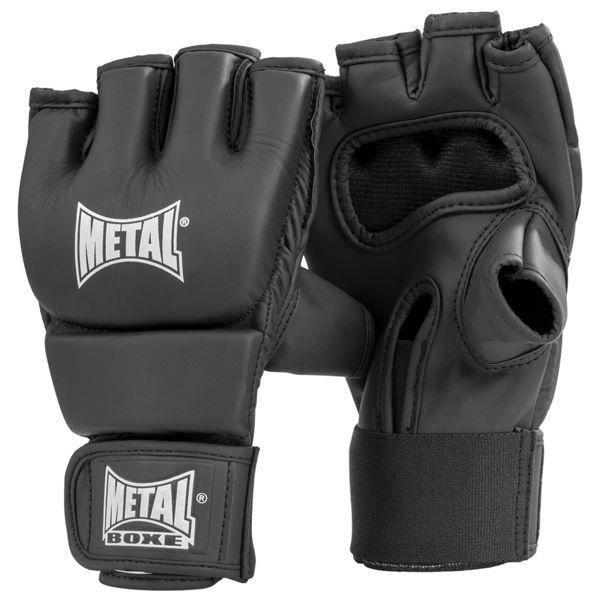 METAL BOXE Gant Combat Libre Junior Black Light