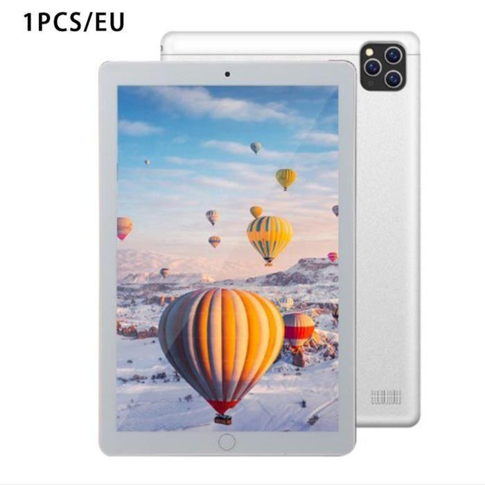 Tablette PC 10 pouces Silver European Standard P20