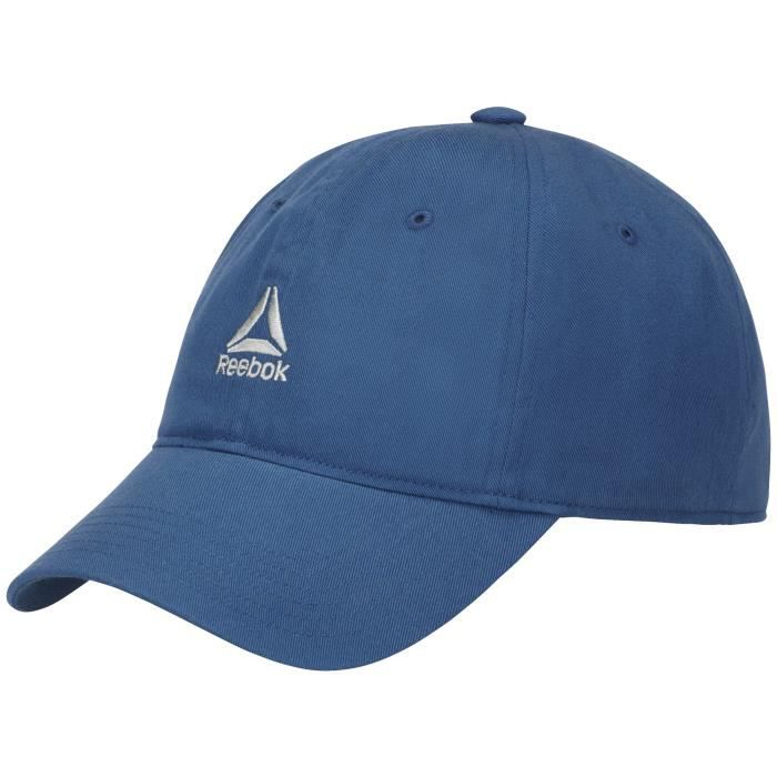 Casquette Reebok Active Foundation Logo - bleu indigo - M
