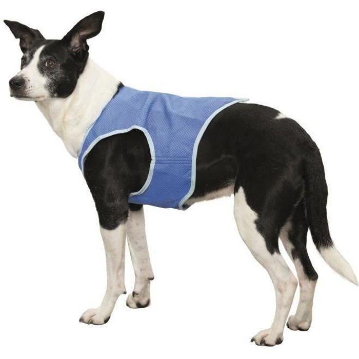 TRIXIE Veste rafraîchissante PVA - L : 35 cm - Pour chien