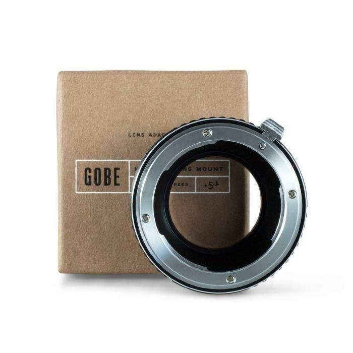 Compatible avec Les objectifs Nikon F Lens et Les bo/îtiers Nikon 1 Urth x Gobe Bague dadaptation pour objectifs