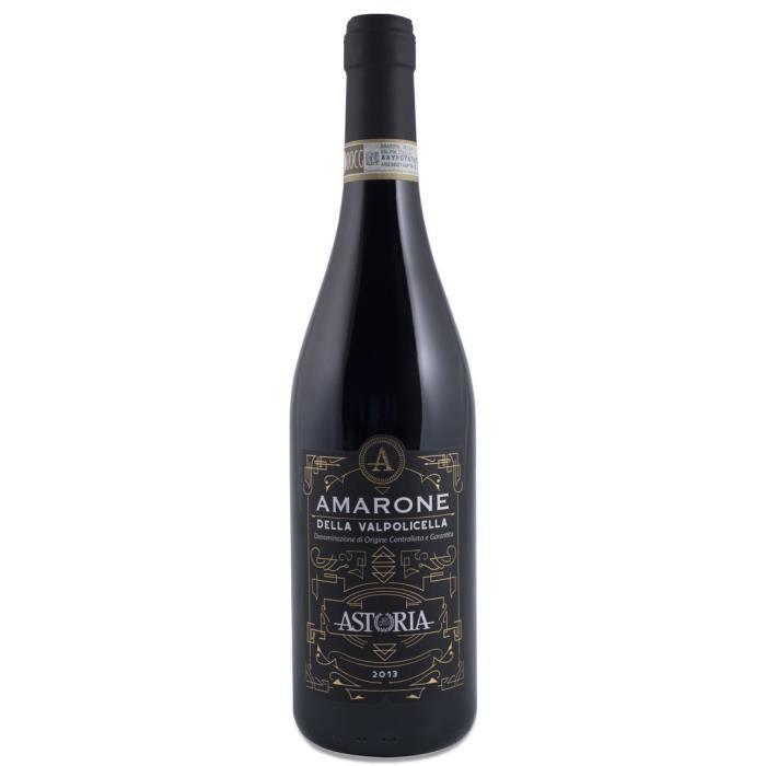 VIN ROUGE Amarone della Valpolicella DOCG  Astoria 1 bouteil